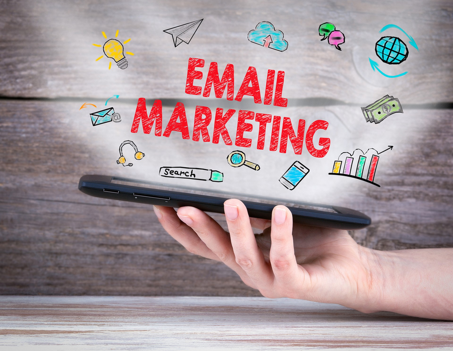 O e-mail marketing pode transformar as suas vendas!